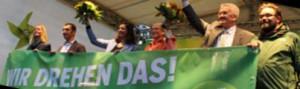 Die Spätzle-Grünen machen Ihre Drohung vom 18. September jetzt war. Foto: gruenebw.de
